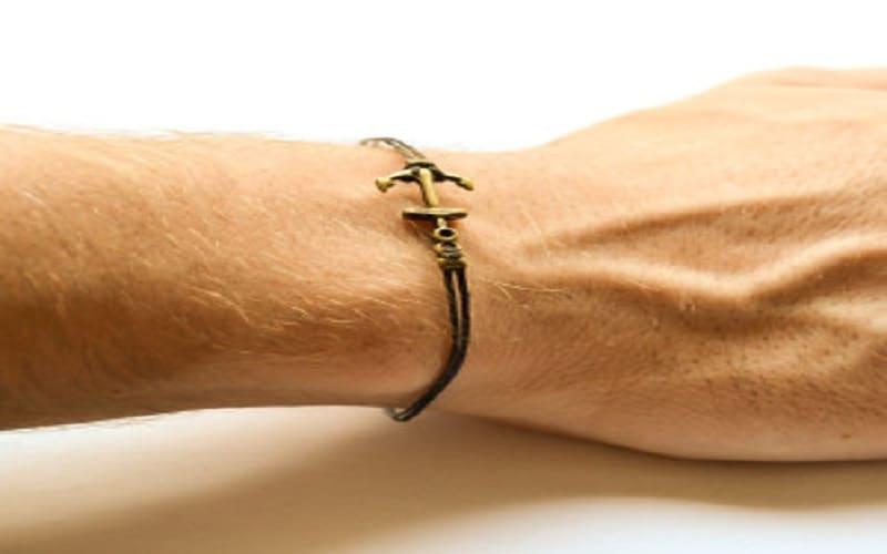 tipos de pulseiras masculinas